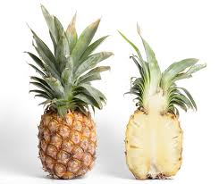 Showing Pineapple (photo courtesy of Wikipedia)