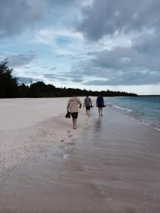 walk in the beach - photo courtesy of Mike Ferguson