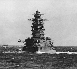 Nagato historical photo