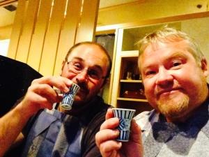 Sake & Bibs!