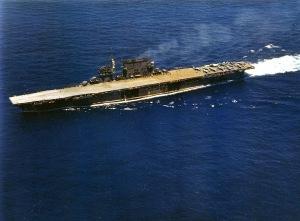USS Saratoga - Courtesy of Wikipedia